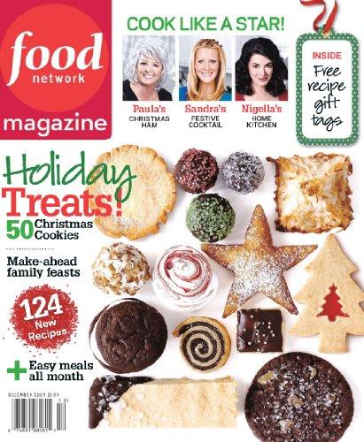 Food Network Magazine - Majalah Resep Makanan dan Masakan