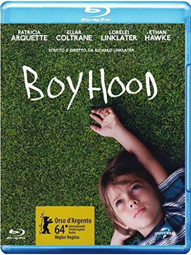 Boyhood [Blu-ray] [IT Import]