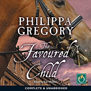 The Favoured Child Audiobook