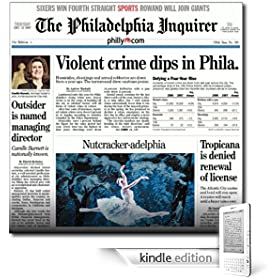 The Philadelphia Inquirer Kindle Edition