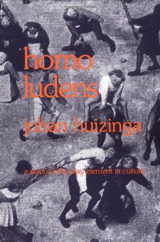 Image of Homo Ludens: A Study of the Play-Element in Culture