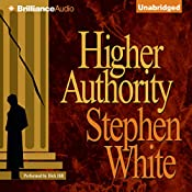 Higher Authority: Alan Gregory, Book 3 | Stephen White