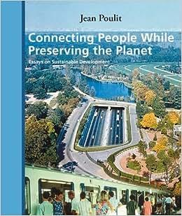 Environmental Sustainability Essay