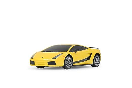 Jamara - 400087 - Maquette - Voiture - Lamborghini Superleggra - Jaune - 3 Pièces