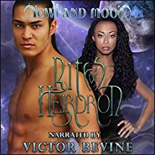 Rites of Heirdron: Book 1 Audiobook by Newland Moon Narrated by Victor Bevine
