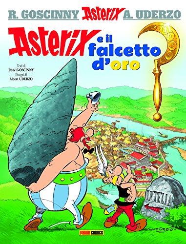 Asterix e il falcetto d'oro 2 PDF