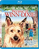 Because of Winn-Dixie [Blu-ray]