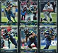 Seattle Seahawks 2015 Topps Complete Regular Issue 23 Card NFL Team Set Including Russell Wilson, Marshawn Lynch, Richard Sherman and Others