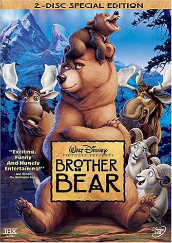 Cover art for  Brother Bear (Two-Disc Special Edition)