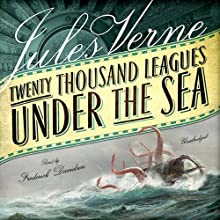 20,000 Leagues Under the Sea (       UNABRIDGED) by Jules Verne Narrated by David Case, Frederick Davidson