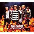 KAT-TUN Keep_the_faith