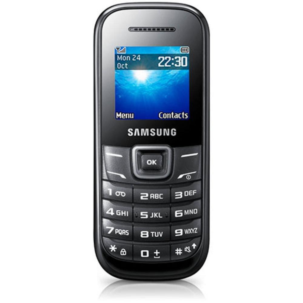 T�l�phone GSM SAMSUNG E1200 NOIR