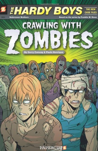 Hardy Boys The New Case Files #1: Crawling with Zombies (Hardy Boys New Case Files)