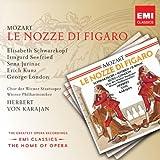 Mozart: Le Nozze Di Figaro [+Digital Booklet]