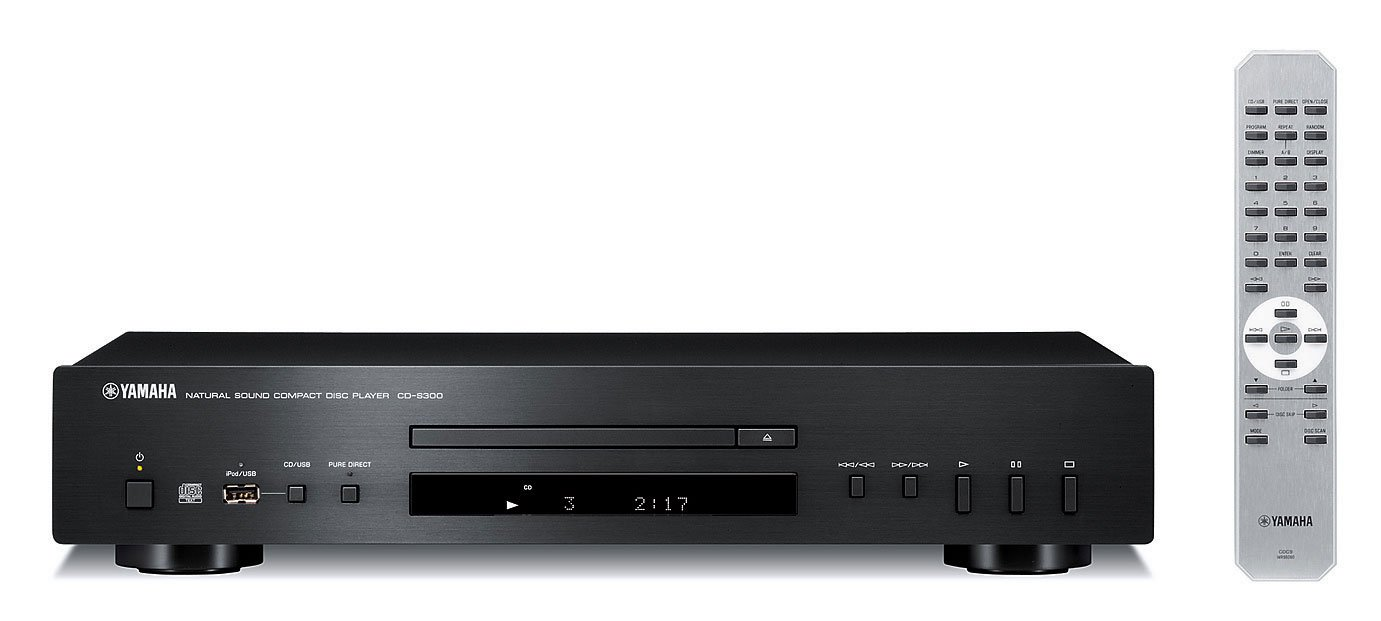 Ampli Home Cin�ma YAMAHA CDS300 NOIR