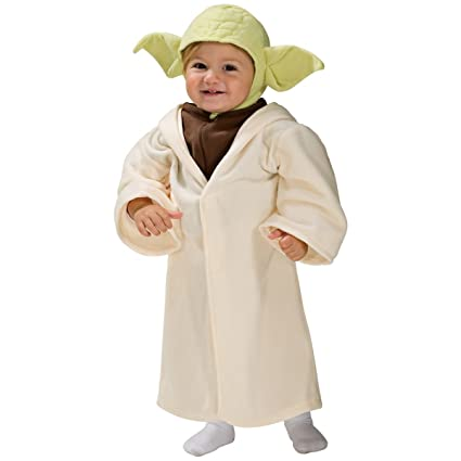 Yoda Costume for Toddler