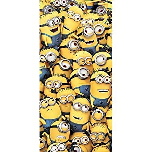 Despicable Me Minion Beach Towel