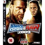 WWE Smackdown vs. Raw 2009 - Collectors Edition (PS3)
