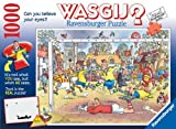 Ravensburger WASGIJ? Soccer Madness - 1000 Piece Puzzle