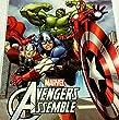 Avengers School Folder Set of 3