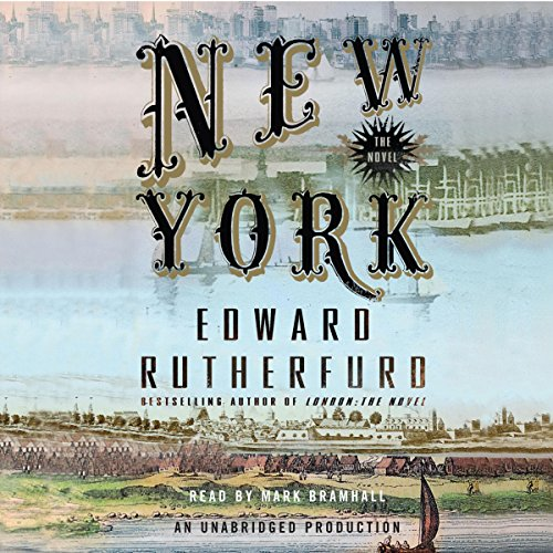 New York: The Novel (Audio Books New York compare prices)