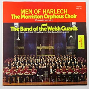 Lyn Harry, The Morriston Orpheus Choir, The Band Of The ...