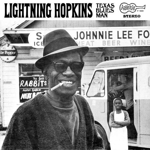 Texas-Blues-Man-Analog-Lightnin-Hopkins-LP-Record