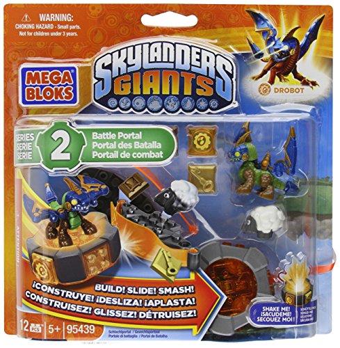 Mega Bloks Skylanders Drobot's Battle Portal - 1