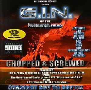 G.I.N. - Straight Out Da Bottle