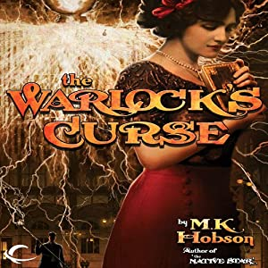 The Warlock's Curse Audiobook