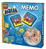 Aqua - Juego de memoria, multicolor (SES 13062)