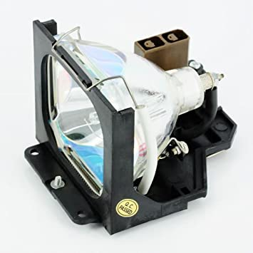 haiwo tlpl8de haute qualité Ampoule de projecteur de remplacement compatible avec boîtier pour Toshiba principal 650z/651z/MT1E/mt1z/MT2/MT3/MT1/MT2E/mt2j/mt2u/mt3e/mt3u.