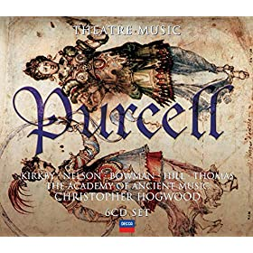 Purcell: Theatre Music (6 CDs)