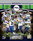 Seattle Seahawks 2012 NFL Team Composite Photo 8x10 at Amazon.com