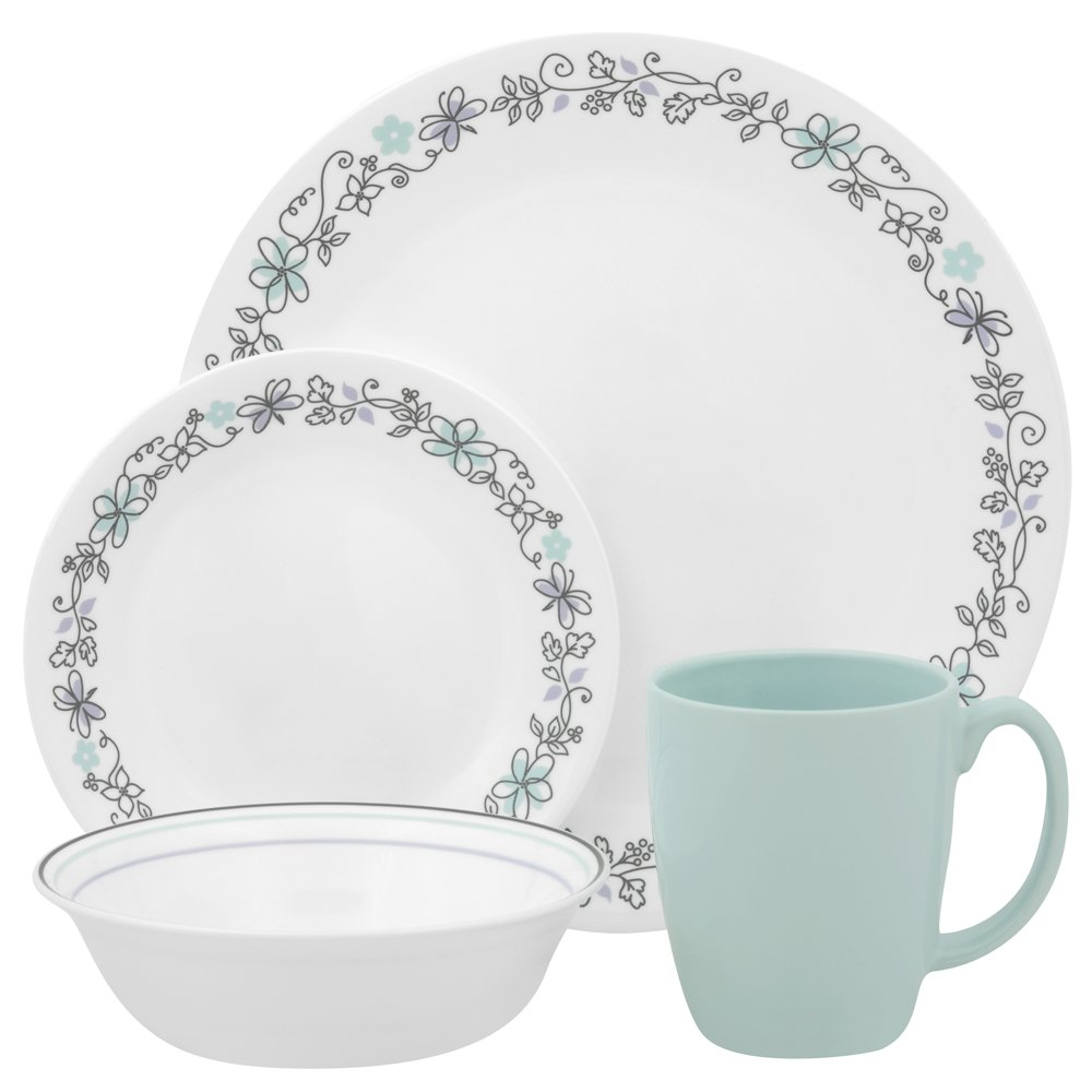 corelle dishes corelle dinnerware sets something for everyone gift ideas. Black Bedroom Furniture Sets. Home Design Ideas