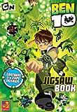 Ben 10 Jigsaw Book