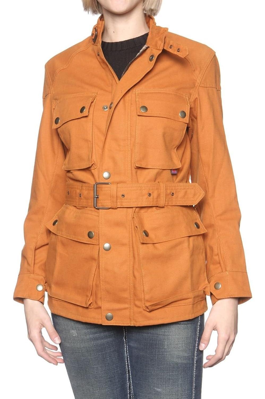 Belstaff Damen Jacke Multifunktionsjacke I.T.R. ROADMASTER, Farbe: Dunkelorange