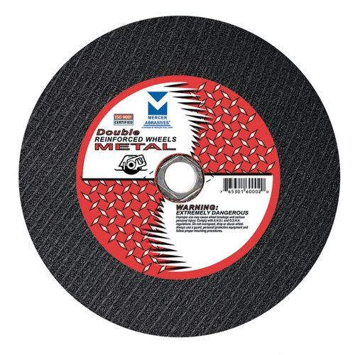 61LqiQPZszL Cheap Mercer Abrasives 600030 10 Portable/Hand Held Circular Saw Wheels, Double Reinforced 8 Inch by 1/8 Inch by Diameter 5/8 Inch, 10 Pack