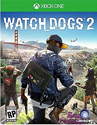 WATCH DOGS 2 LIMITED EDITION DAY 1 For XBOX One Video games