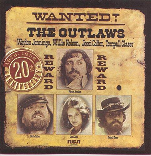 WAYLON JENNINGS - Wanted! The Outlaws (1976-1996 - Zortam Music