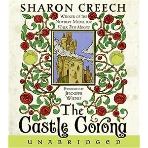 The Castle Corona CD Sharon Creech and Jennifer Wiltsie