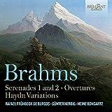 Brahms: Serenades 1 & 2/Overtu