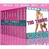 TOO TABOO VOLUME 1 (MEGA 10 BOOK BOX SET) ~ Ivana Cox
