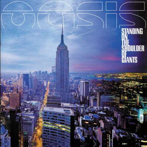 Oasis - Standing On The Sholuder Of Gi - Zortam Music