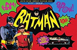 Batman The Complete TV Series Limited Edition Blu-ray