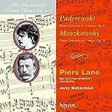 The Romantic Piano Concerto, Vol. 01 Moszkowski & Paderewski Piers Lane
