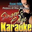 Low Life (Originally Performed by Future & The Weeknd) [Karaoke] [Clean]