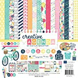 Echo Park Paper Company Creative Agenda Collection Scrapbooking Kit