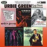 Five Classic Albums (All About Urbie Green / Blues And Other Shades Of Green / Urbie Green And His Band / Urbie Green Septet / Urbie: East Coast Jazz)