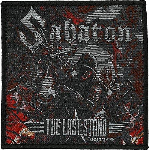 Sabaton The Last Stand Toppa Standard